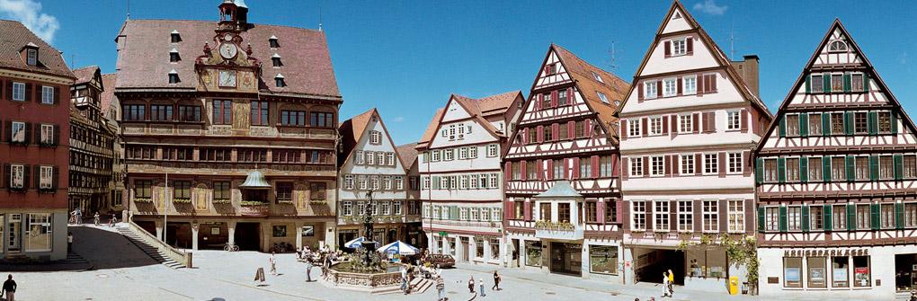 Tübingen – pomebno kulturno središče v času reformacije
